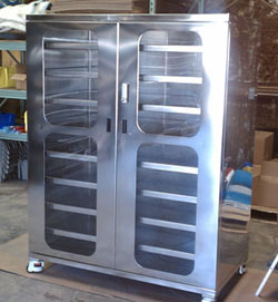 Smw Industrial Custom Stainless Steel Cabinets Company In